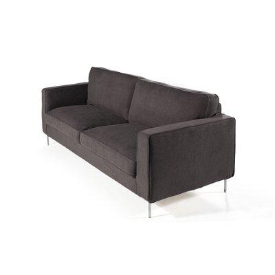 Brayden Studio Flanagan Sofa Upholstery: Ash Grey