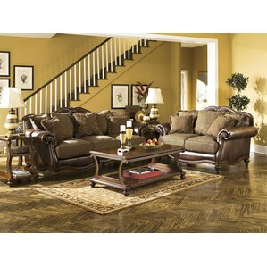 Alexandria Configurable Living Room Set by Signature Design by Ashley