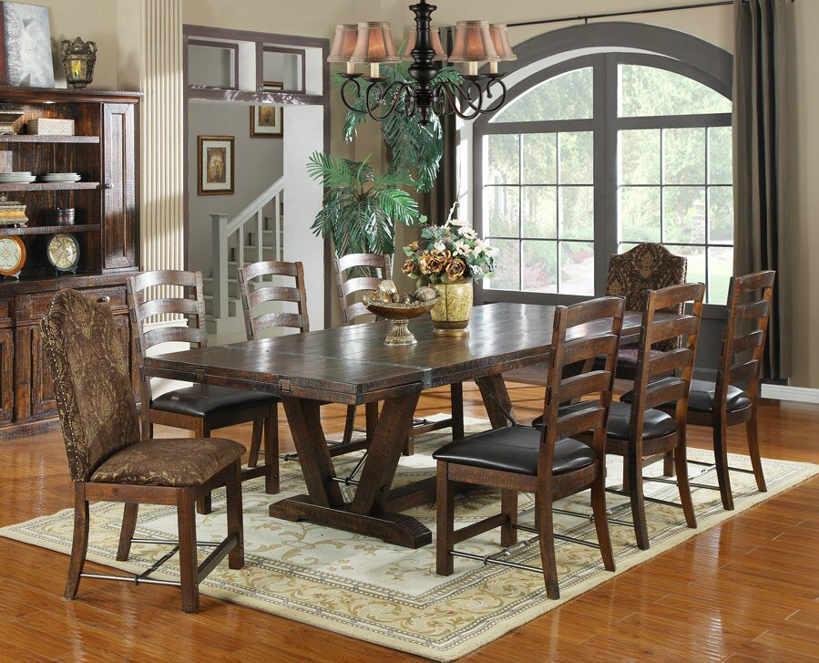 Belair Extendable Dining Table Reviews Joss Main - Alyssa dining room set