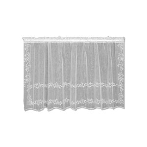 Charleville Sheer Divine Tier Cafe Curtain