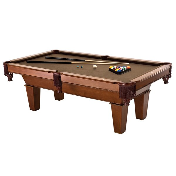 Pool Billiards Tables Youll Love Wayfair - Pool table side panels