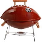 """Gibson 8.5"""" Football Charcoal Grill"""