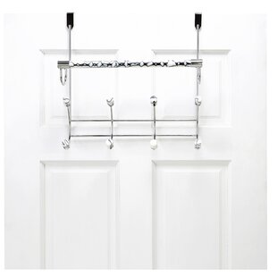 Marble Tube Over The Door Towel Bar