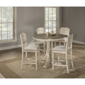 Kinsey Cottage 5 Piece Dining Set by Rosecliff H..