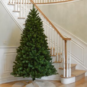 green spruce artificial christmas tree - Metal Christmas Tree