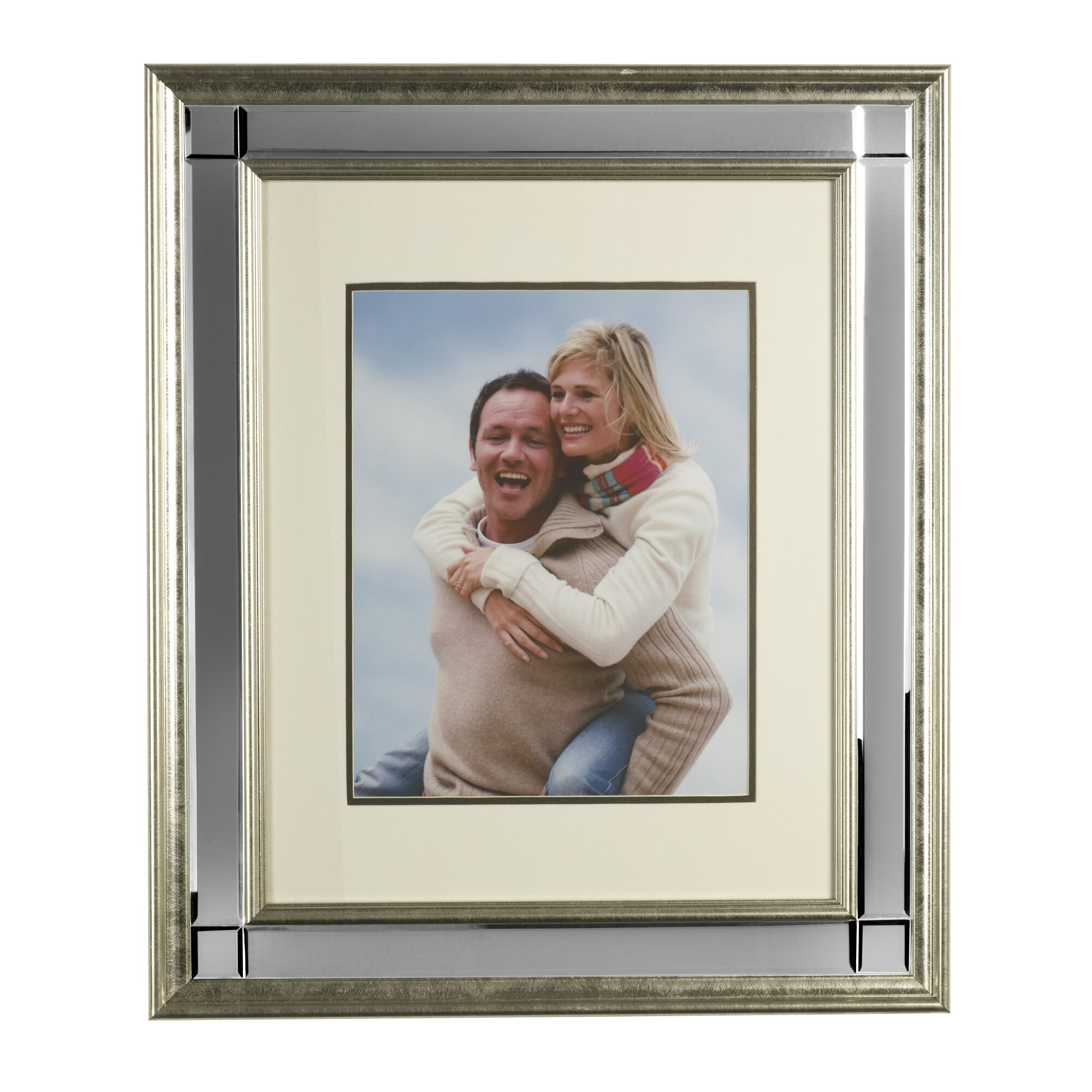Mikasa Maud Champagne Picture Frame & Reviews   Wayfair