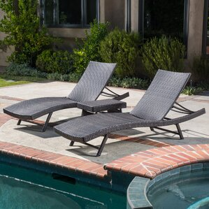 Alejandre 3 Piece Chaise Lounge Set Part 46