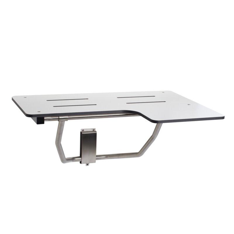 Seachrome Signature Reversible ADA Shower Seat with Legs | Wayfair