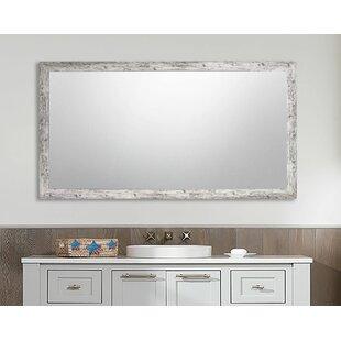 Electric With Clock Bathroom Vanity Mirror Joss Main