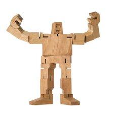 40 Piece Micro Julien and Guthrie Cubebot Sculpture Set