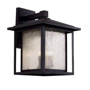 Patio Window 3-Light Outdoor Wall Lantern
