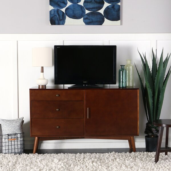 Corrigan Studio Nicolas 52 Quot Mid Century Tv Stand Amp Reviews