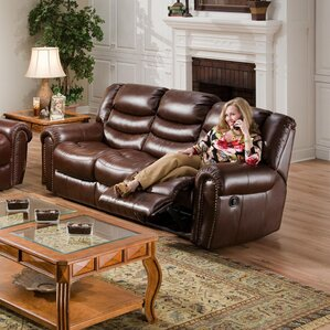 Lancaster Power Reclining Sofa by Cambridge
