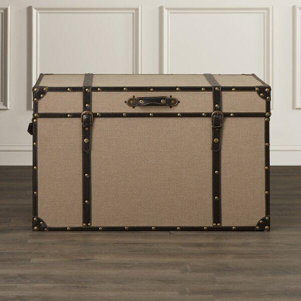 Three Posts Sigel Storage Trunk U0026 Reviews | Wayfair