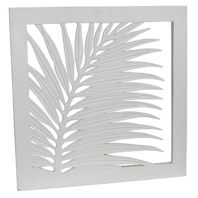 Palm Leaf Wall Décor