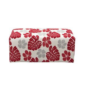 Scarlett Rectangular Ottoman by Diamond Sofa