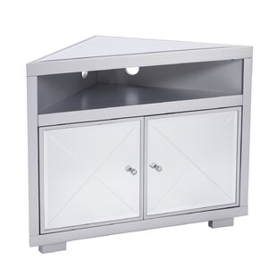 Reyes Corner Tv Stand For Tvs Up To 34