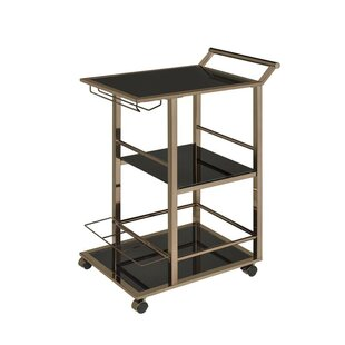 Filip Serving Bar Cart