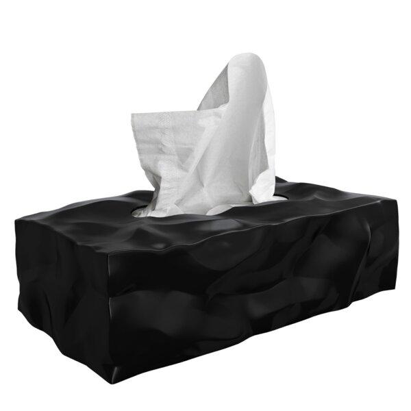 Crinkle Rectangular Tissue Box Cover Amp Reviews Allmodern