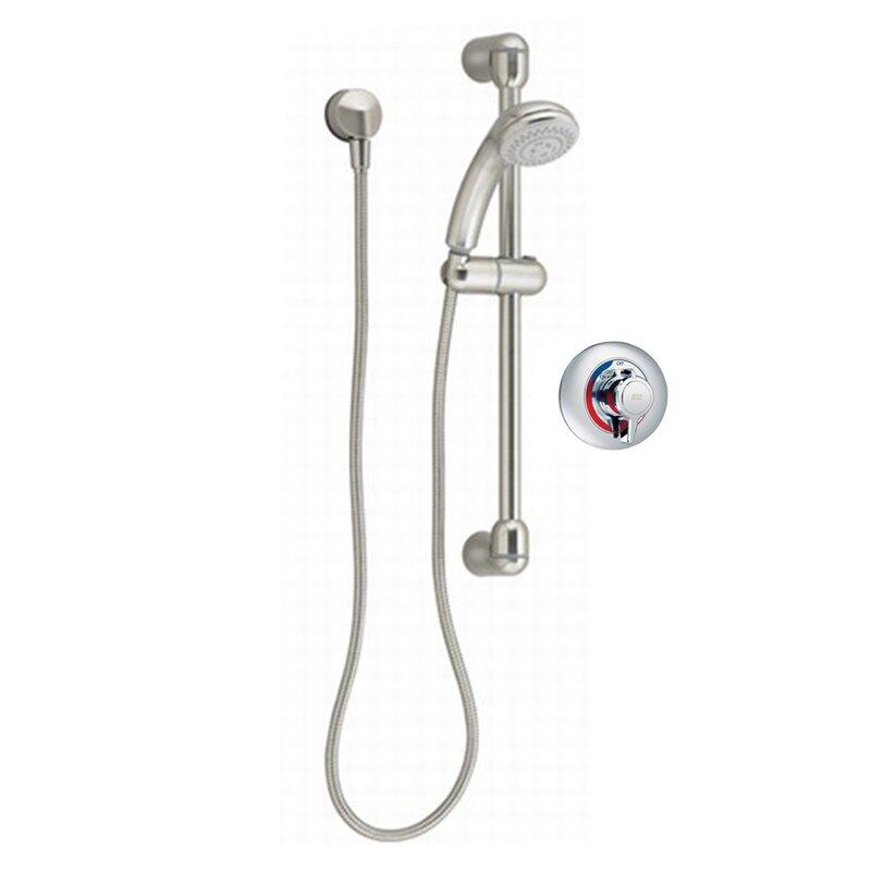 American Standard Complete Diverter Shower System Valve with Hand ...