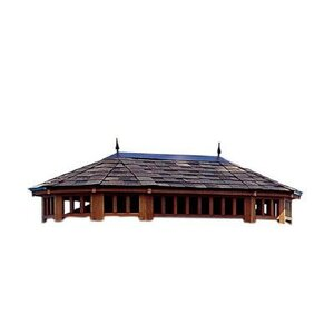 Monterey Oval Second Tier Roof for 12' W x 16' D Gazebo