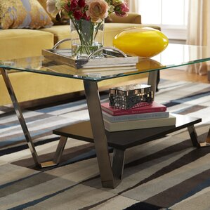 Persine Coffee Table by Hokku Designs