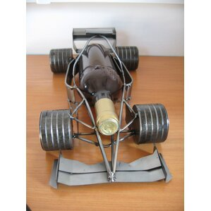 Formula 1 Bottle Tabletop Wine Rack by H & K SCULPTURES