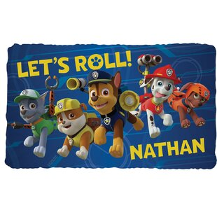 2624d4469 Personalized Paw Patrol Puptastic Fuzzy Throw