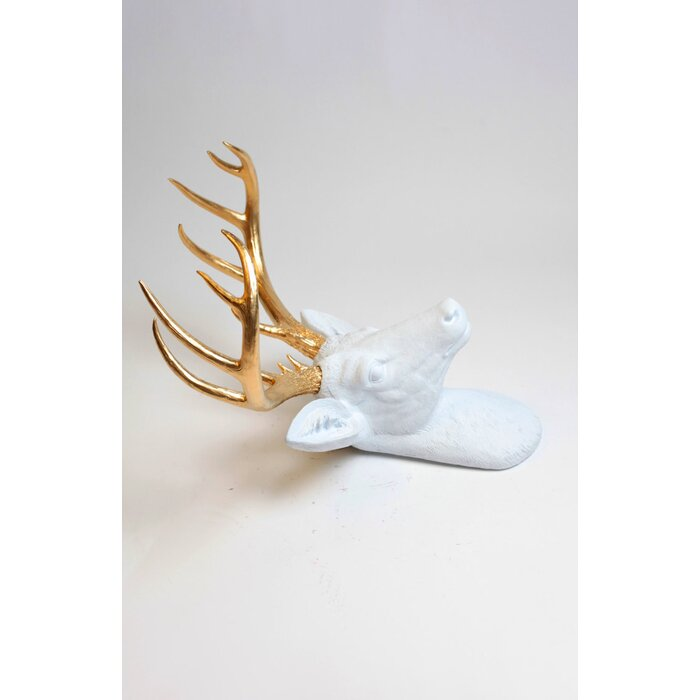 Modern Deer Head Wall Decor