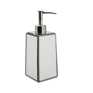 Crystal Mirror Lotion Dispenser