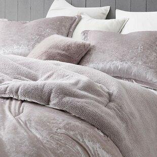 c2224758f0e1f Crushed Velvet Bedding | Wayfair
