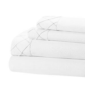 Riverview 4 Piece Sheet Set