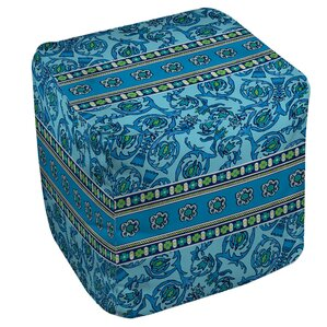 New Beginnings Ottoman by Manual Woodworkers..