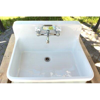 High Back Farm Sink Wayfair