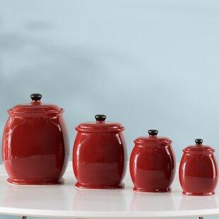 4cdcd0273d8e Kitchen Canisters & Jars You'll Love | Wayfair