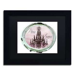 3f0b435801e  Paris in Frames 5  by Color Bakery Framed Graphic Art