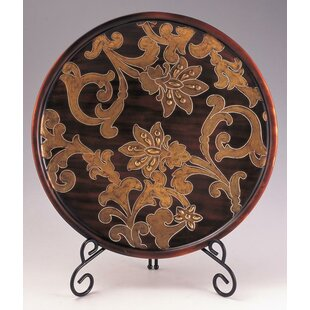 Safari Decorative Plate with Stand  sc 1 st  Wayfair & Decorative Plates With Stand | Wayfair