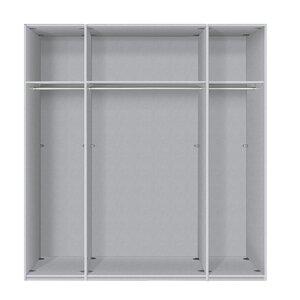 Drehtürenschrank Brooklyn, 216 cm H x 200 cm B x 58 cm T von Express Möbel