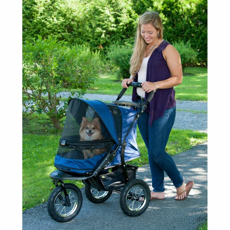 f47b1634b61 Pet Gear No-Zip Jogger Pet Stroller   Reviews