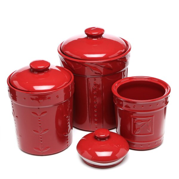 Kitchen Canisters Amp Jars You Ll Love Wayfair