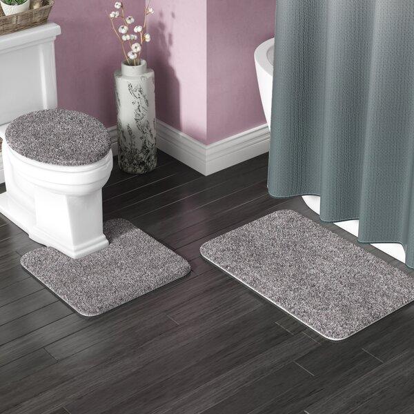 Cut To Fit Bathroom Rug | Wayfair