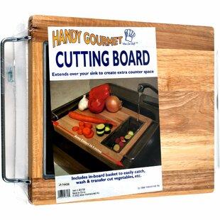 Catskill Craftsmen Over-the-Counter Pastry Board Cuisine en bois de bouleau Baking