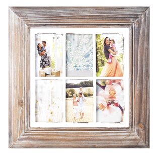 Distressed Collage Frame Wayfair