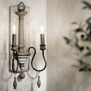 Armande 2-Light Wall Sconce
