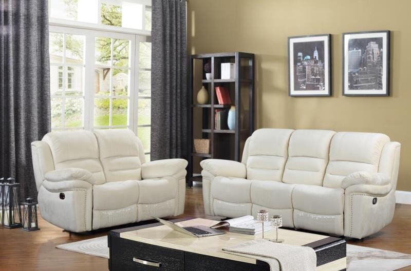 Clayton 2 Piece Reclining Sofa Set