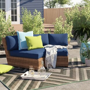 Small Curved Outdoor Sofa Wayfair