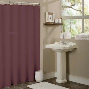 Vinyl Mildew Resistant Shower Curtain Liner