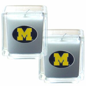 NCAA Candle (Set of 2)