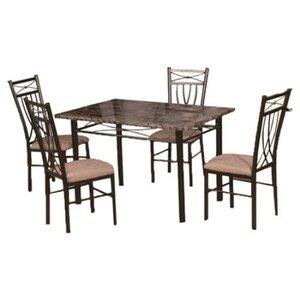 Branden 5 Piece Dining Set