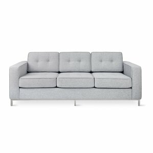 Jane Sofa Bayview Stainless by Gus* Modern